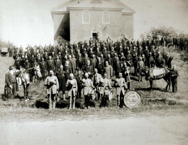 Vol. Infantry