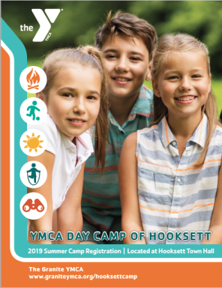 There is still room for campersat YMCA Day Camp of Hooksett. Information is available on the Parks & Recreation page.